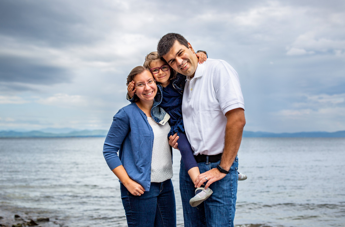 Vermont Family Photography Lake Champlai