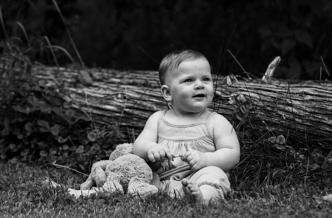 Vermont Family Photography, Baby Stella.