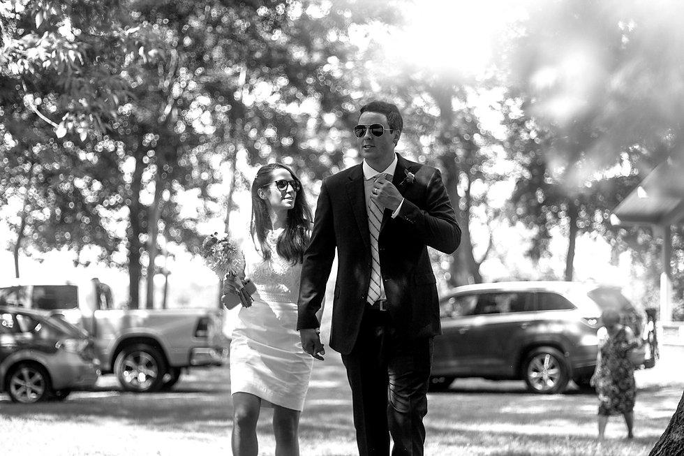 Bride and Groom wearing sunglasses.jpg