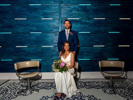 Annie & Sean's Maine Wedding at O'Maine Studios