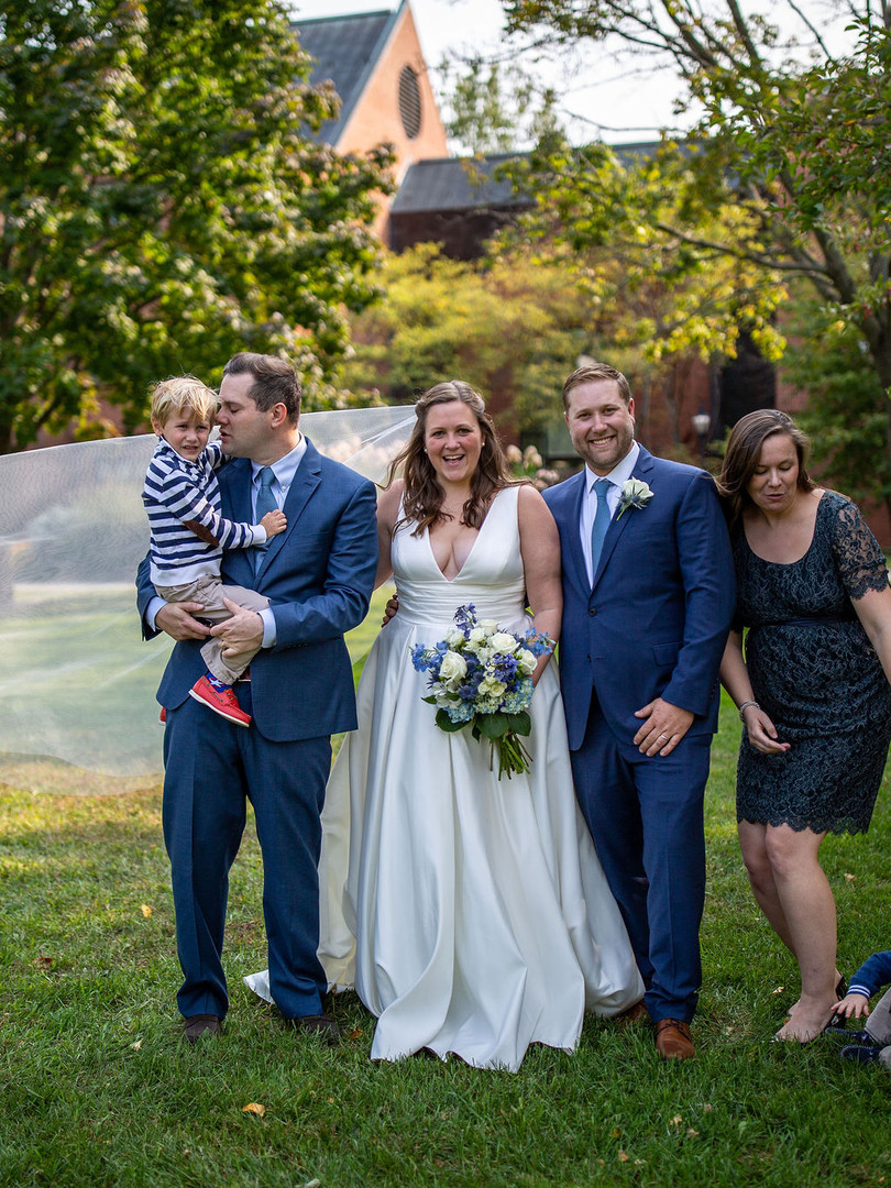 Candid Vermont Elopement Photography