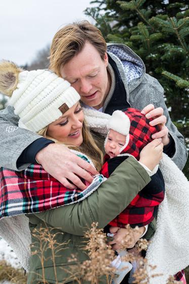 Vermont Family Photography Newborn Chris