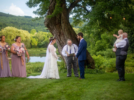 Dakota and Chris's Southern Vermont Micro-Wedding