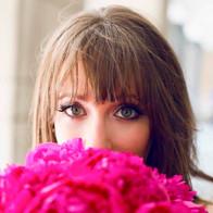 """""""Those eyes!"""" Bridal makeup"""
