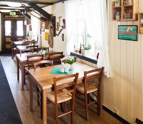 Kjøbmandsgaarden  hotel 5 restaurant