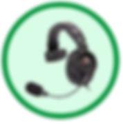 ProCom HS25 Single Muff Headsets