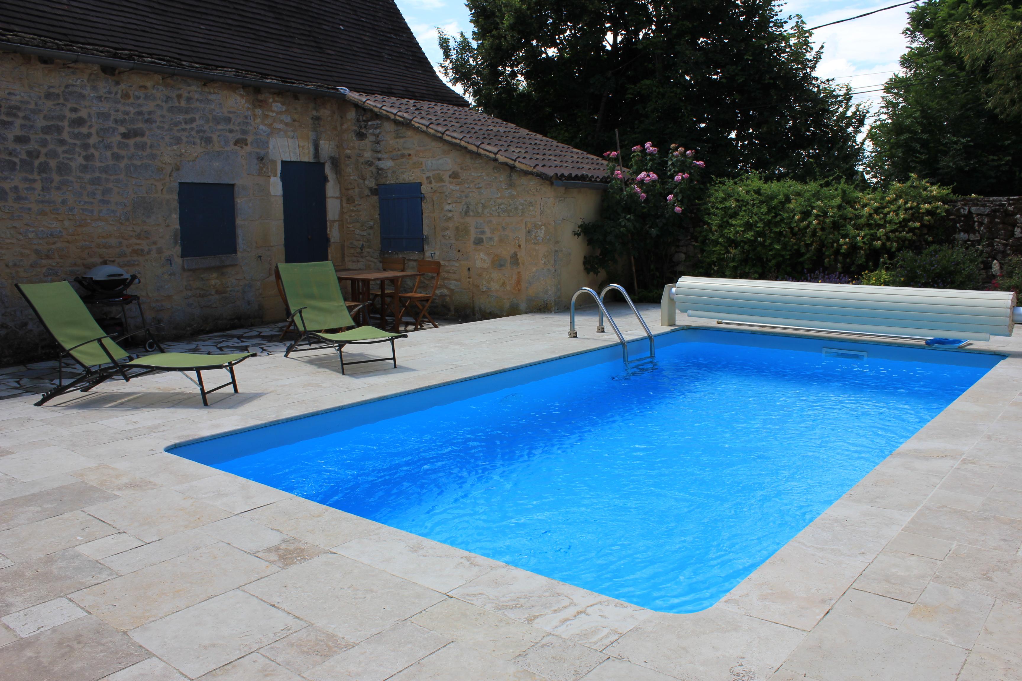 La piscine privée©v.legens