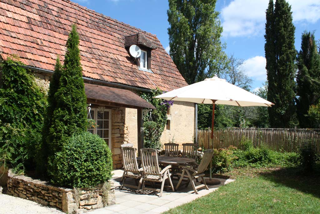 "The cottage ""Lou Cantou""©v.legens"