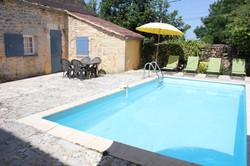 The privat swimming pool©v.legens