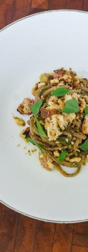 Turnip noodles