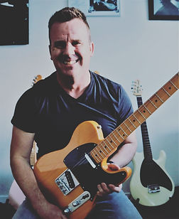 Phil with Harley Benton Tele.jpg