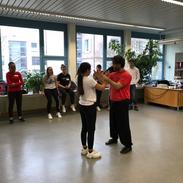 Kung Fu mit Dominic Wintsch