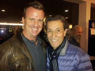 Phil mit Albert Hammond