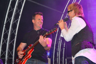 Phil Live mit Willy Tell Band