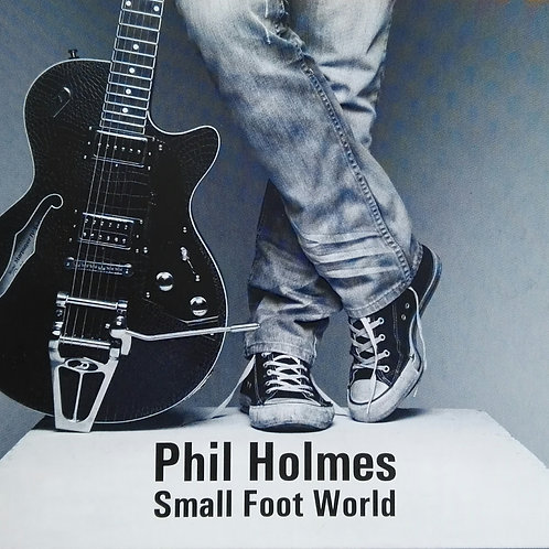 SMALL FOOT WORLD - CD Single