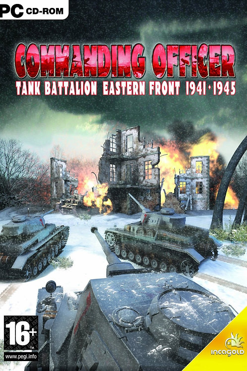 Panzerfront Barbarossa In Game Music 1