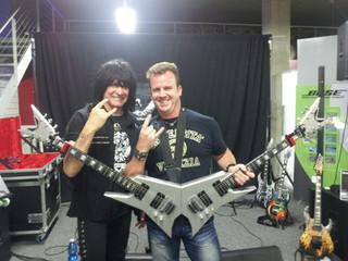 Phil mit Michael Angelo Di Batio