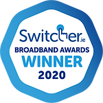 switcher.ie broadband awards winner badge 2020.png