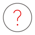 grey circle with red question mark icon.png