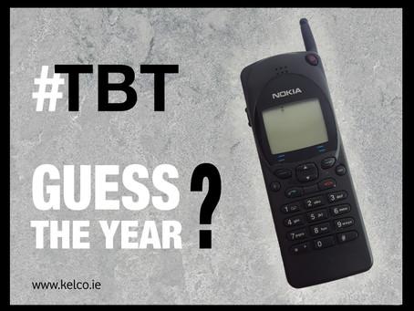 Throwback: Nokia 2110/2110i