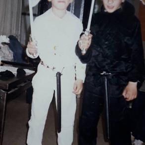 הגשם הראשון שלי – סתיו 1987