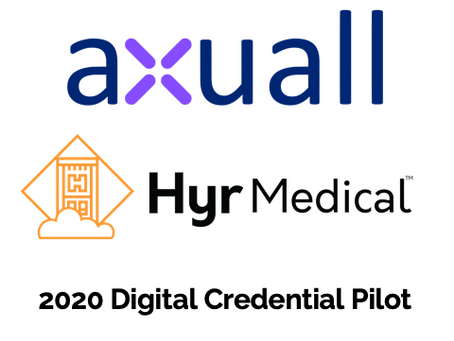 Hyr Medical, Axuall Partner to Pilot Digital Provider Credentialing