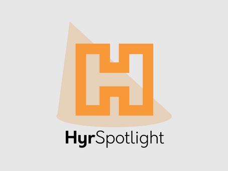 Hyr Spotlight: Meet Grace Lougheed, Summer Sales and Marketing Associate