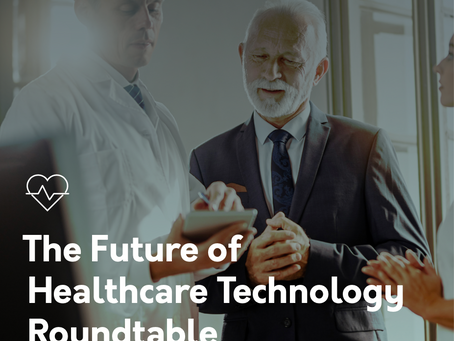 The Future of Healthcare Tech Roundtable - Part 3 Executives (Hyr + Axuall)