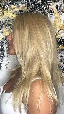 Blonde by Rashida