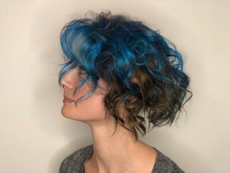 Lisa Blue and Silver Hair .JPG
