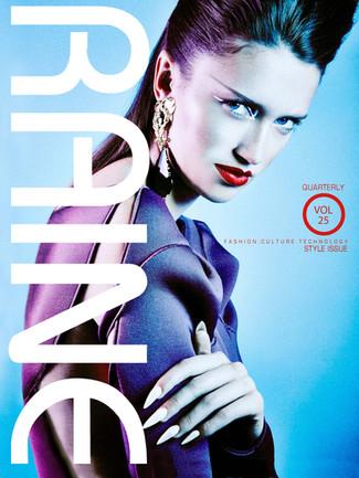 Raine magazine V25 Cover
