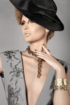 Francisco Casals Makeup by Rashida