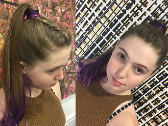 The Hairdresser's Blog: The Teenager