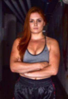 Vanessa - Irjad Gym Winterthur - Muay Th