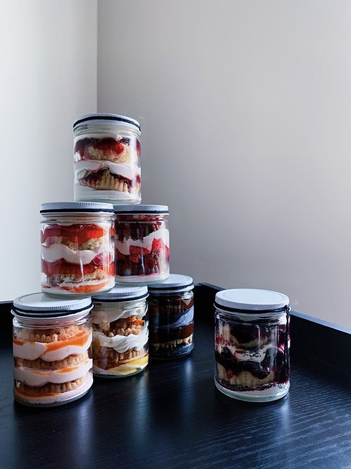 Jar of Cake