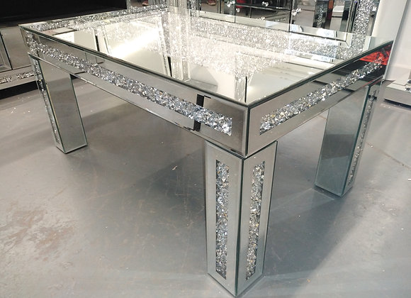 Luxury Mirror Coffee Table