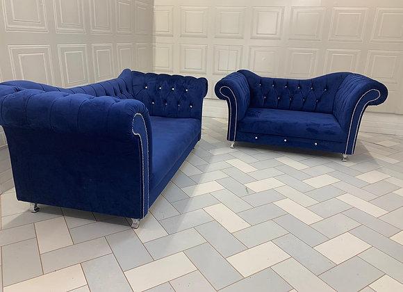 Stella Chesterfield Sofa