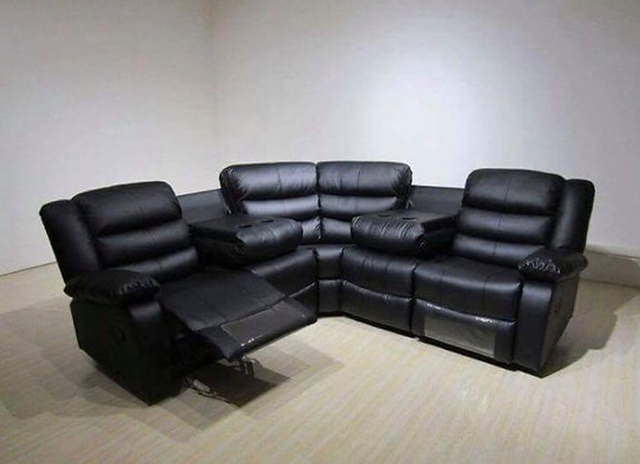Recliner Corner with Cup holder