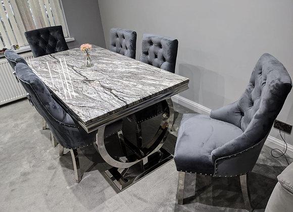 Ariana Dark Grey Table