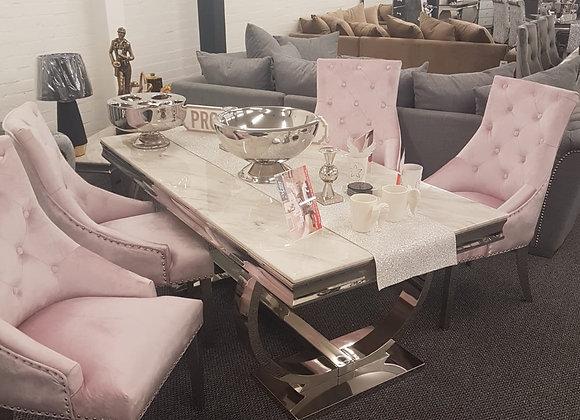 Ariana Light Grey Table