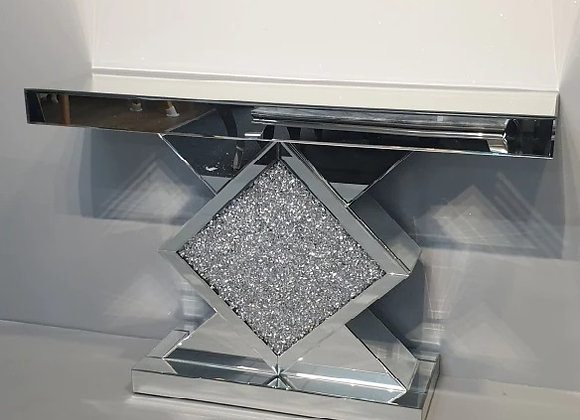 Triangle Console Table