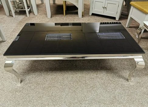 Imperial Glass Coffee Table
