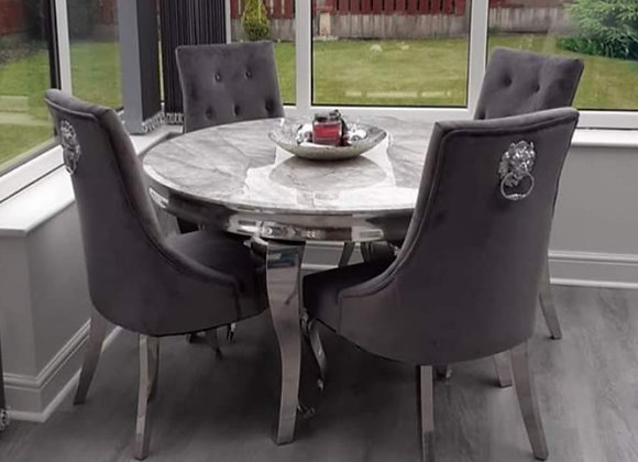 Round Dining Set