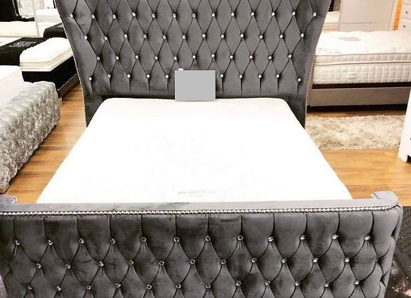 Round Wing Bed