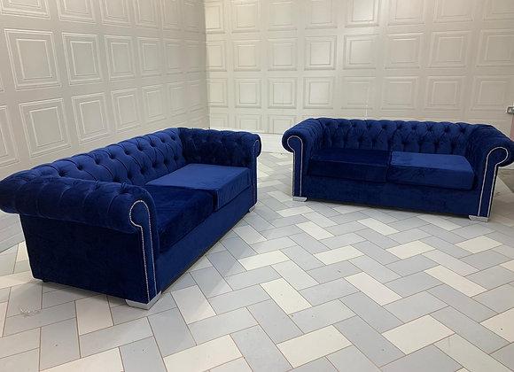 Chesterfield Deluxe 3plus2 Sofa