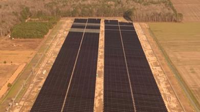 Camden Dam Solar