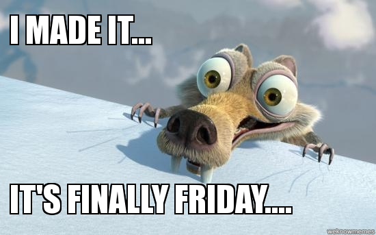Image result for finally friday
