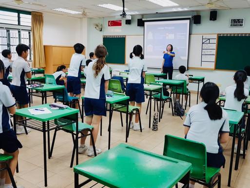 Ngee Ann Primary Healthcare Career Talk 2018