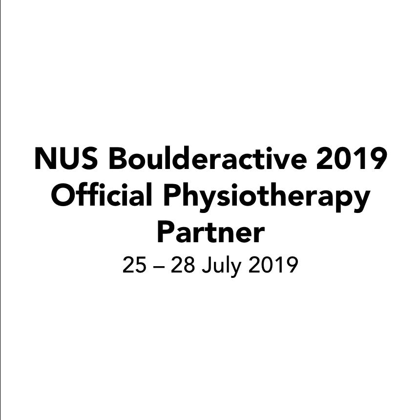 NUS Boulderactive 2019