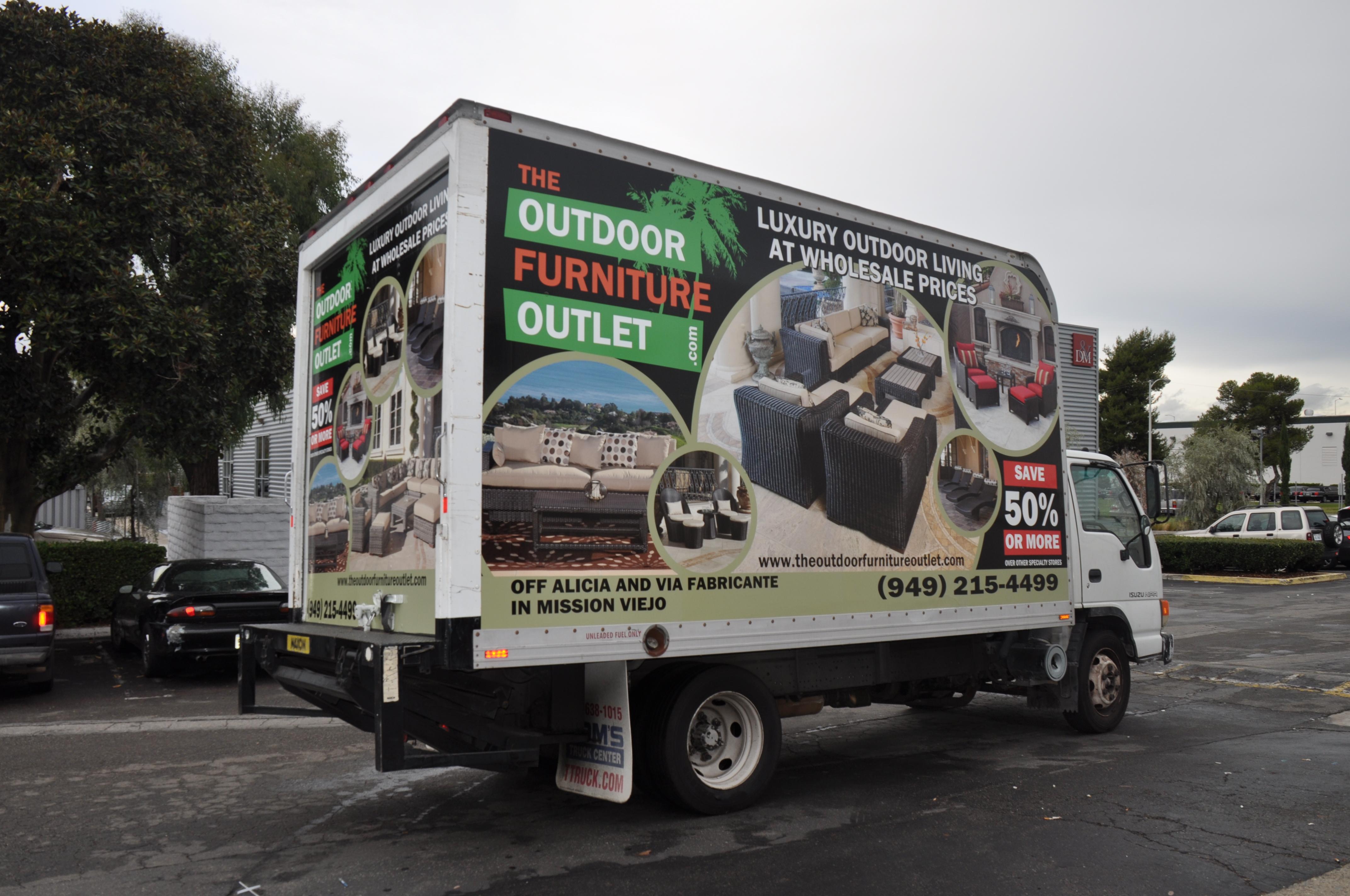 company van wrap